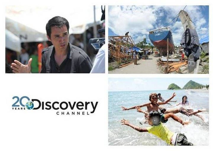 HAIYAN: AFTER THE MEGASTORM will premiere in the Philippines and across Southeast Asia on Saturday, November 8 at 8:00 p.m. on Discovery Channel. It will have a replay on Sunday, November 9 at 10:00 a.m., 6:00 p.m., and 10:00 p.m.