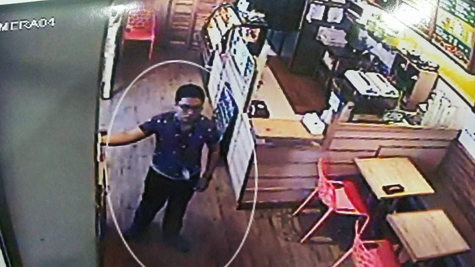 Alleged Call Center Agent Steals P80,000+ Cash in Eastwood