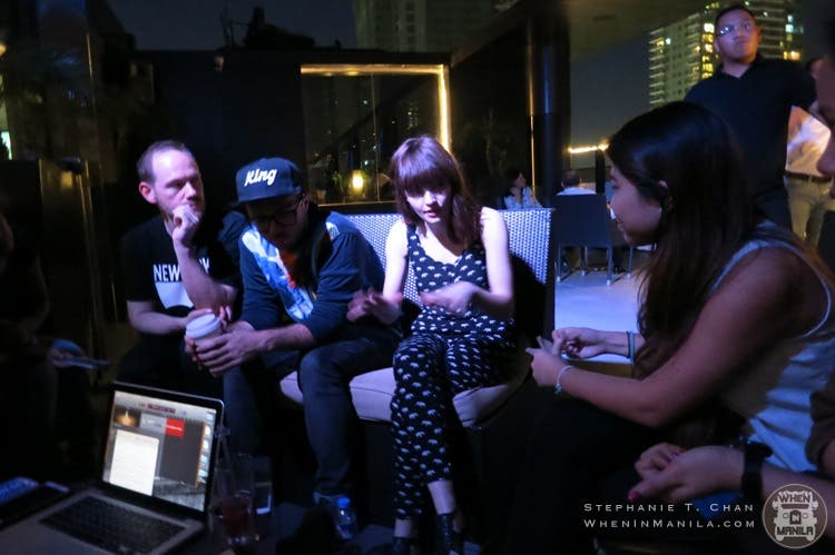 Chvrches Live in Manila