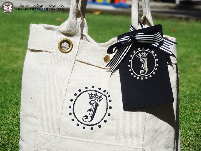 Monogram It by Ash and Muff