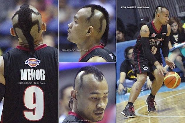PBA Player Reveals the Hottest Hairstyle this Christmas 2
