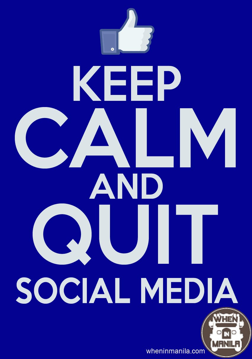 7 Things I Learned from Quitting Social Media for 7 Days
