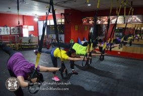 Shapestream Fitness Center: TRX Suspension Training