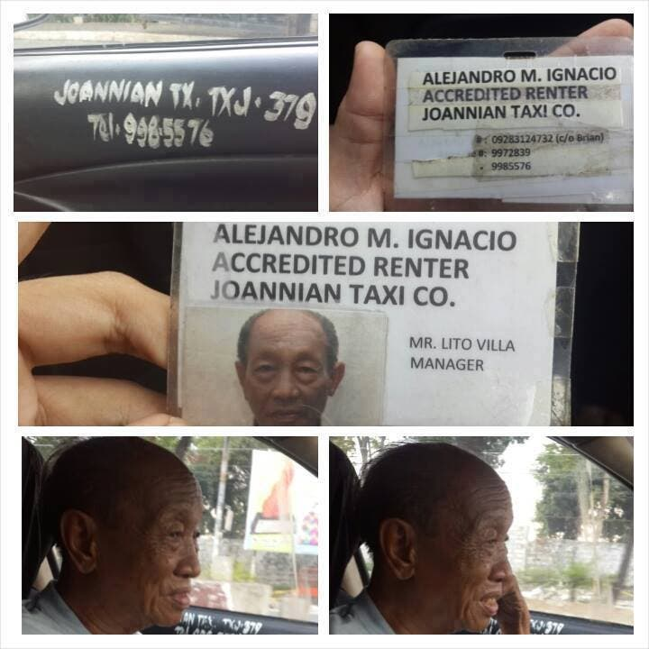A 76 Year Old Man Is Working as a Taxi Driver to Support His Grandchildren