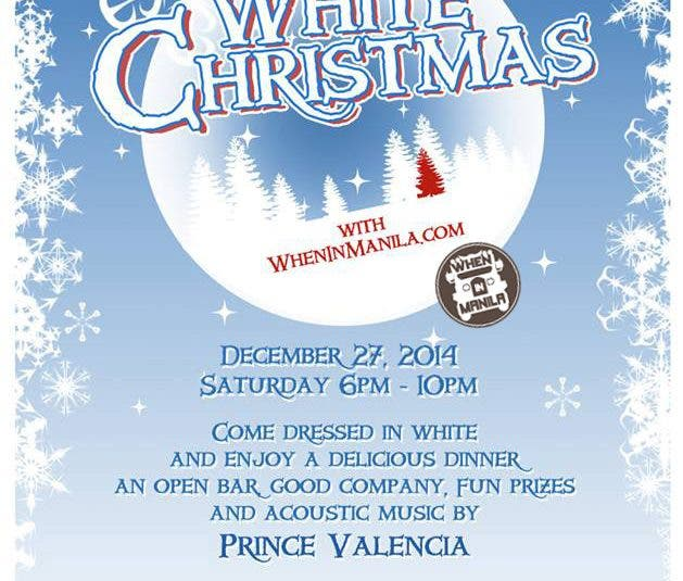 WhenInManila.com Christmas Party at URBN on Dec 27: You Are Invited!!!
