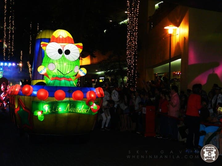 SM Mall of Asia Grand Festival of Lights