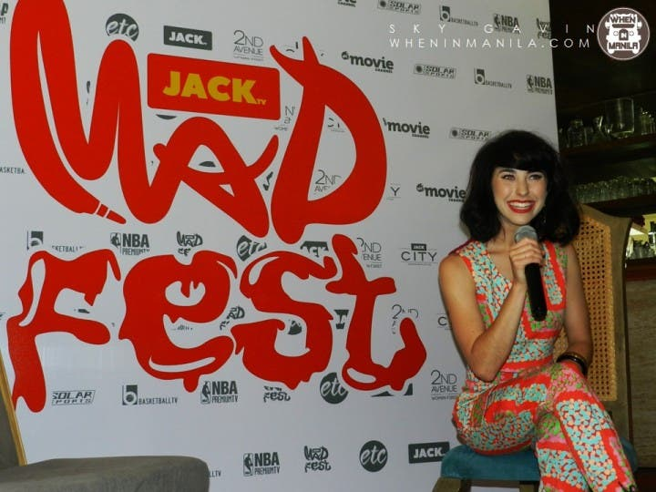 5 Reasons to attend Jack TV's Mad Fest with Kimbra on December 5