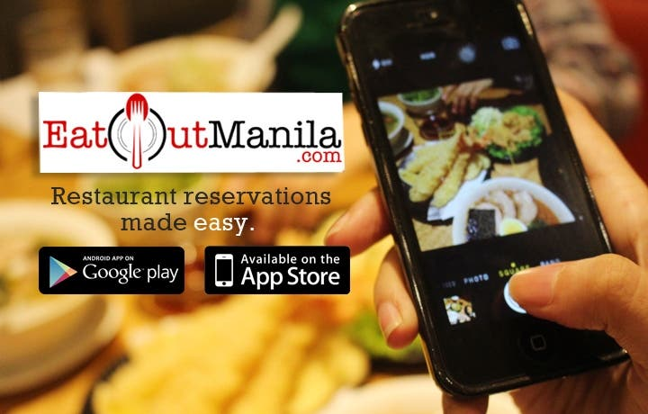 Eat Out Manila
