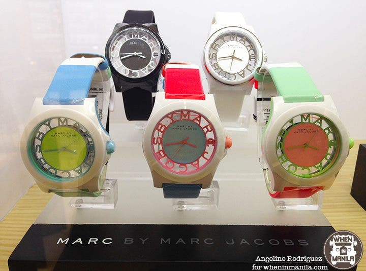 WSI Watch Marc by Marc Jacobs