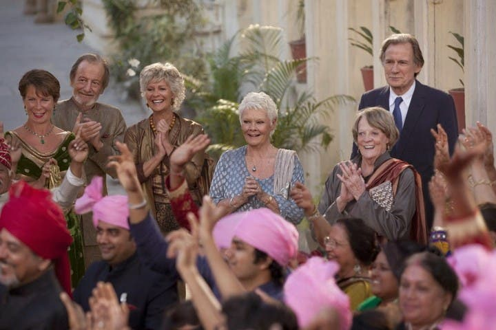 SECOND BEST EXOTIC MARIGOLD HOTEL (Movies to Look Out For in 2015)