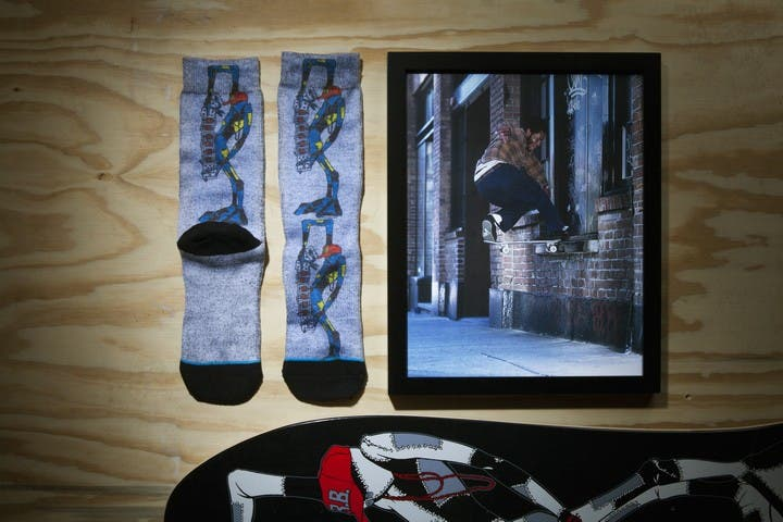 STANCE x GRIND Launches the Skate Legends Collection (Barbee)