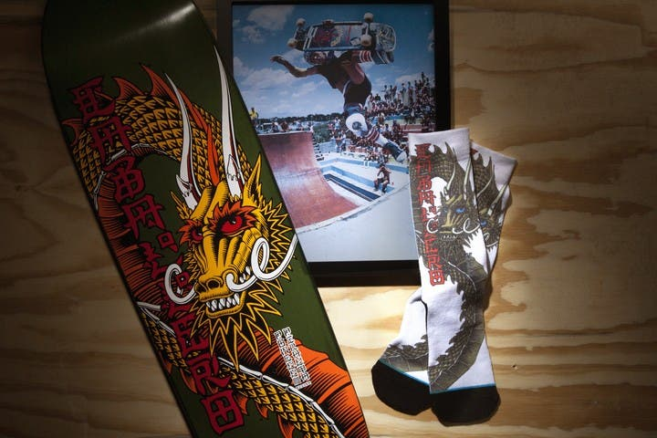 STANCE x GRIND Launches the Skate Legends Collection (Caballero)