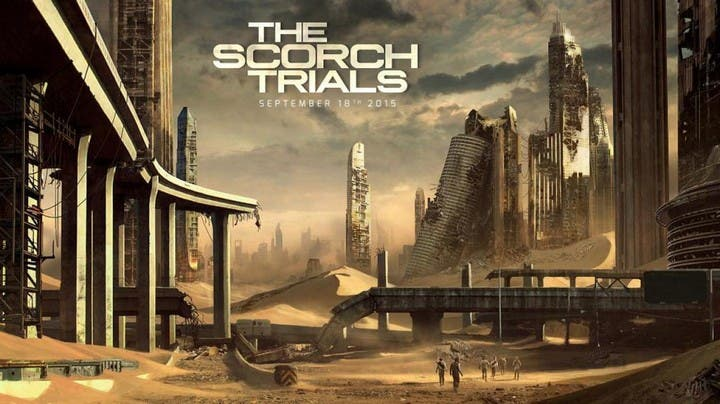THE MAZE RUNNER SCORCH TRIALS (Movies to Look Out For in 2015)