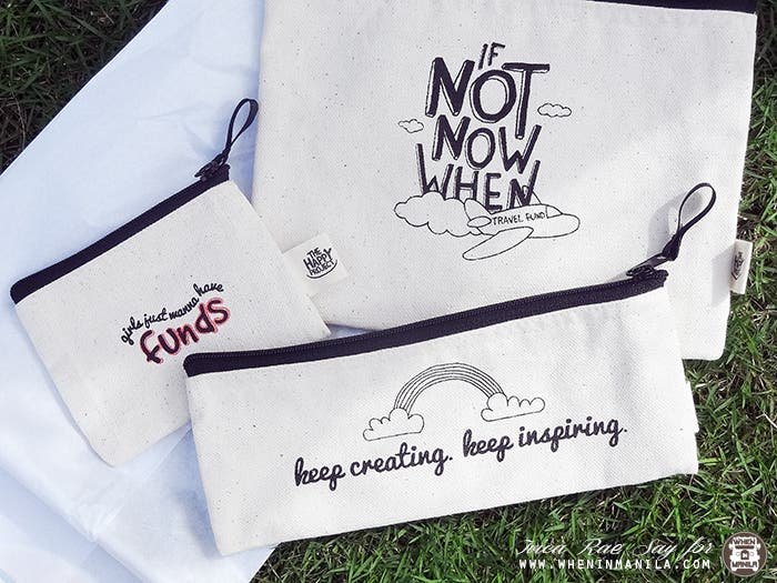 The Happy Project Pouches 7