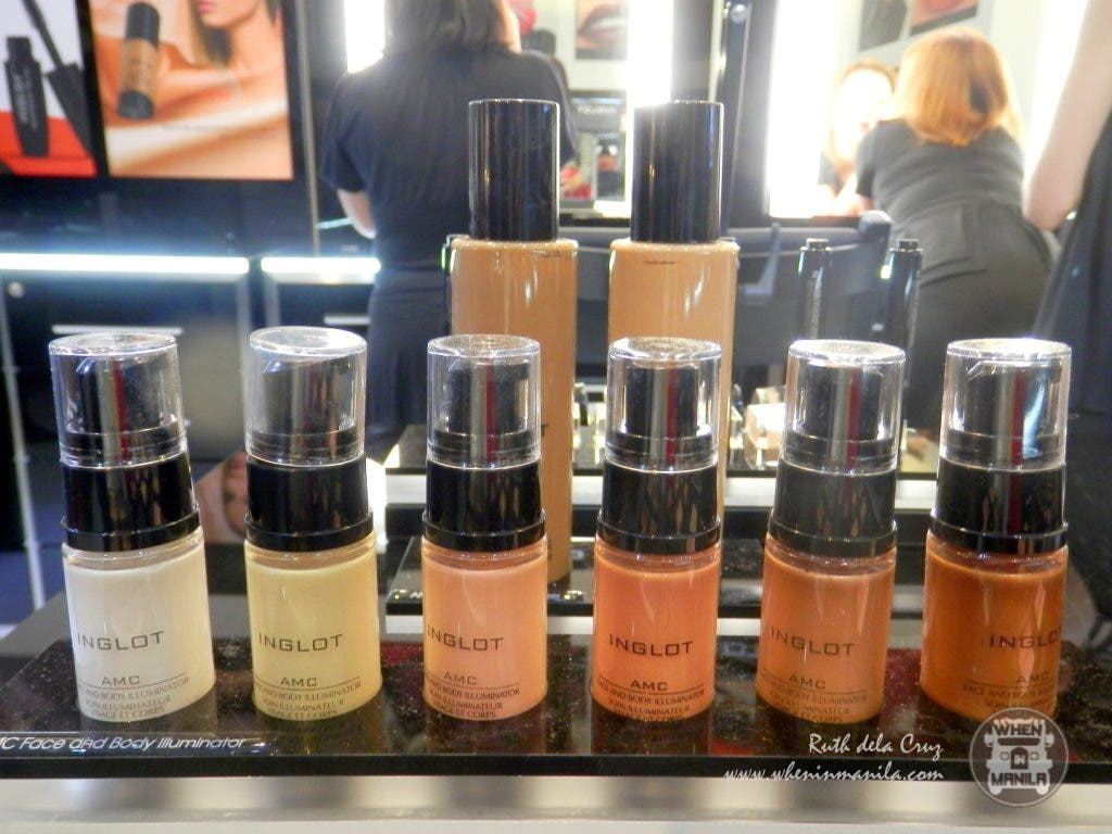 Inglot Cosmetics: Makeup Mecca in SM Megamall | When In Manila | Page on