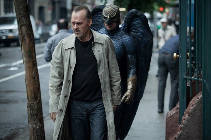 michael keaton in BIRDMAN (Movies to Look Out For in 2015)