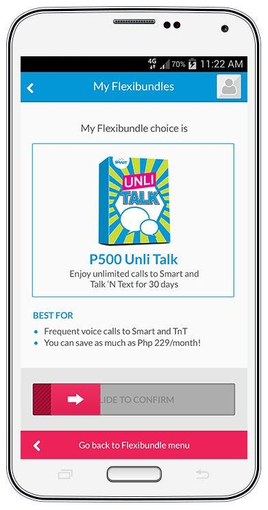7 things you can do Smart myPostpaid app 4
