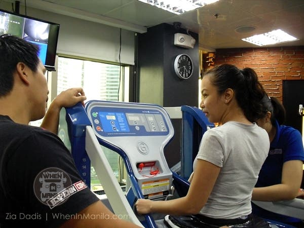 Experience Outer Space with AlterG Anti-Gravity Treadmill