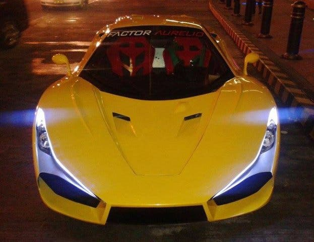 Aurelio Automobile Philippines Supercar (3)