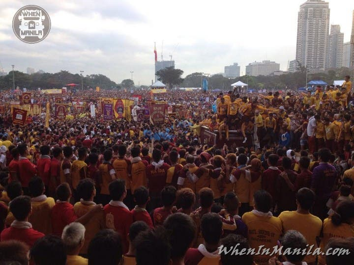 Black Nazarene Photos One of the Worlds Most Extreme and Intense Religious Events Manila Philippines  WhenInManila 1