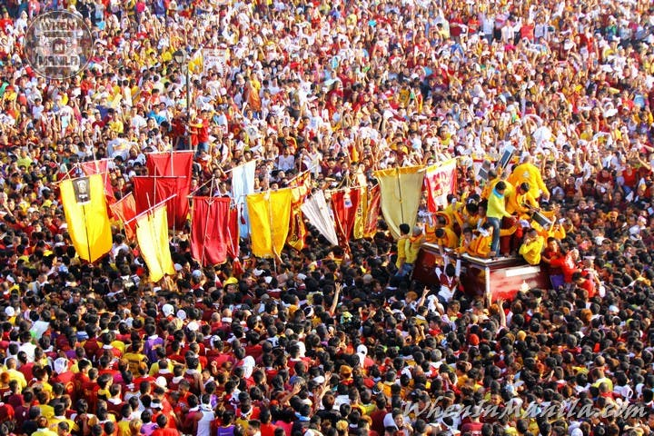 Black Nazarene Photos One of the Worlds Most Extreme and Intense Religious Events Manila Philippines  WhenInManila 10