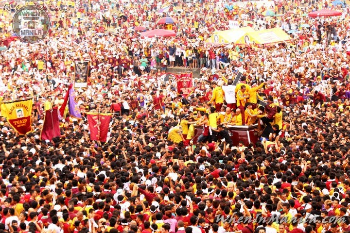 Black Nazarene Photos One of the Worlds Most Extreme and Intense Religious Events Manila Philippines  WhenInManila 4