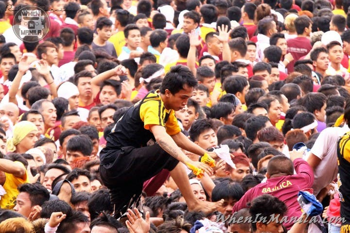 Black Nazarene Photos One of the Worlds Most Extreme and Intense Religious Events Manila Philippines  WhenInManila 5