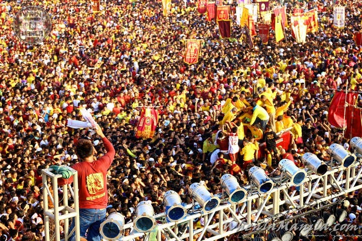 Black Nazarene Photos One of the Worlds Most Extreme and Intense Religious Events Manila Philippines  WhenInManila 8