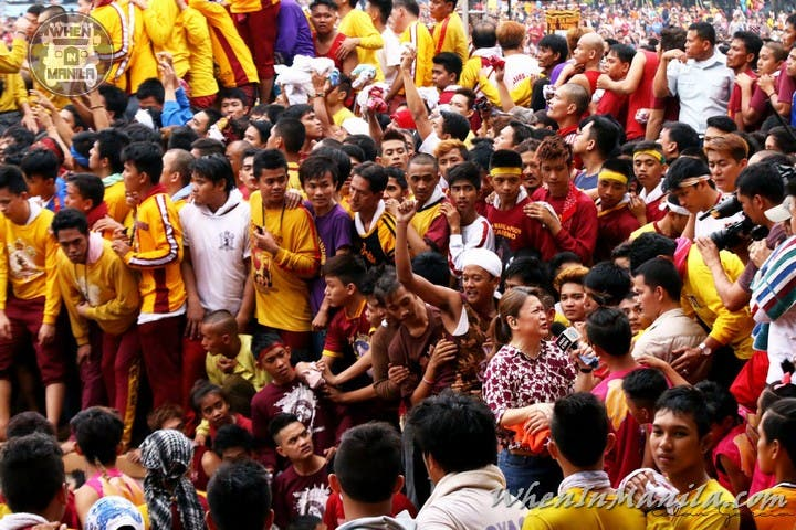 Black Nazarene Photos One of the Worlds Most Extreme and Intense Religious Events Manila Philippines  WhenInManila 9