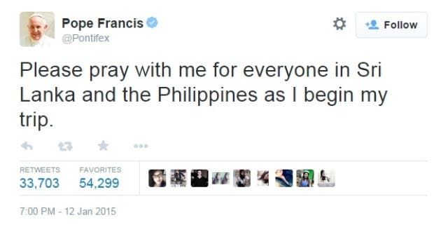 Pope Francis tweet in Filipino (6)