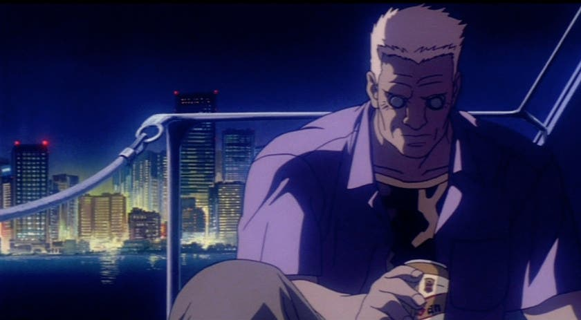 Popular Japanese Anime Shows Characters Drinking San Miguel Beer