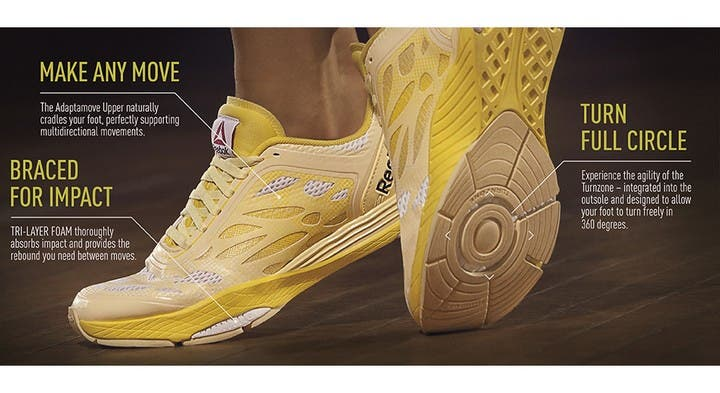 Reebok Introduces the Ultimate In-Studio Fitness Shoe (3)