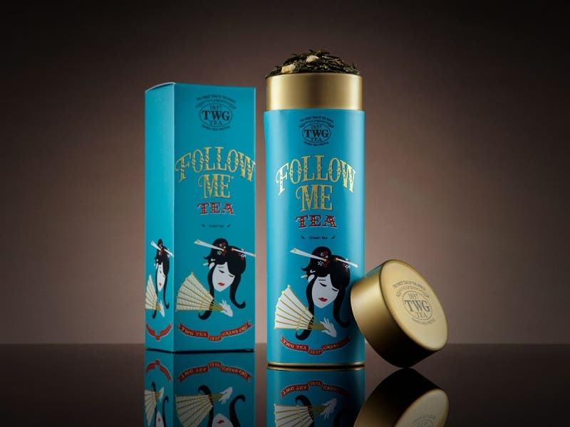 TWG Tea Follow me Tea