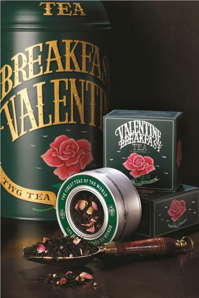 TWG Tea Valentine's Breakfast Caviar Tin Tea (2)