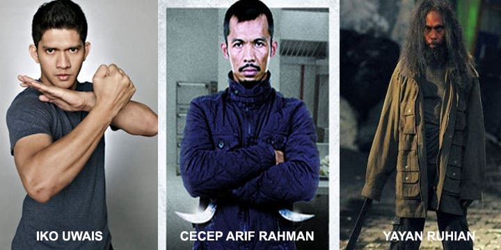 "Will Stars of ""The Raid"" be in the New Star Wars Movie?"
