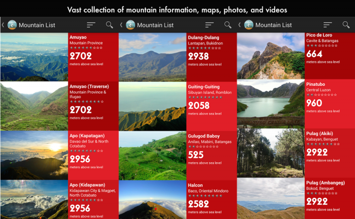 PH Mountains App: The Philippine Mountain Guide In Your Pocket