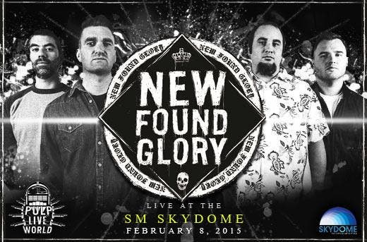 New Found Glory Live in Manila: Top 5 Songs We Can't Wait to Hear Live