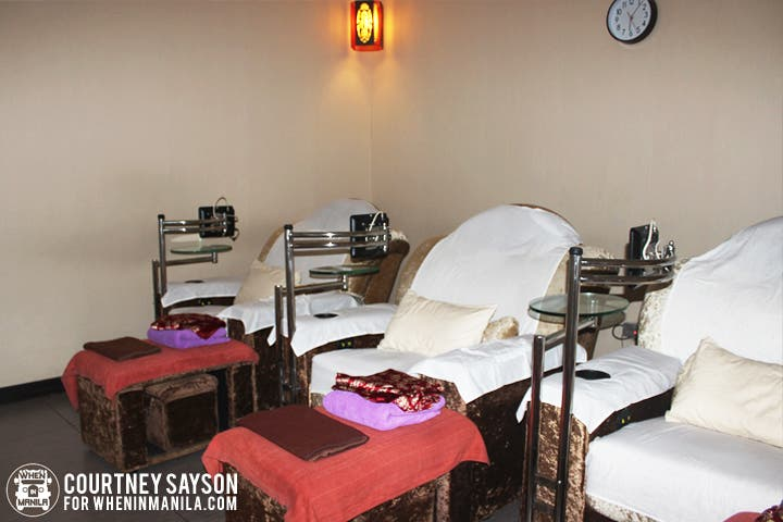 Beijing Foot Spa
