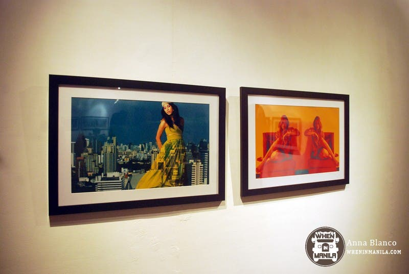 Miguel Beltra Martina Manalo Ecstatic Motion Art Exhibit