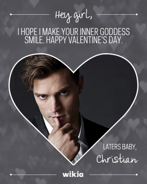 Fifty Shades of Grey Valentine's Cards (2)