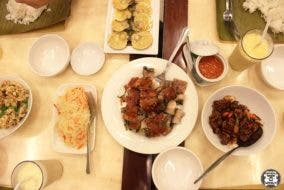 Golden Cowrie - An incredible feast of Authentic Filipino Cuisine