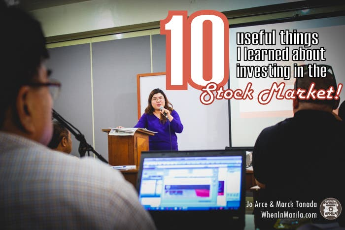 Jo Arce When In Manila BizWhiz Stock101-4