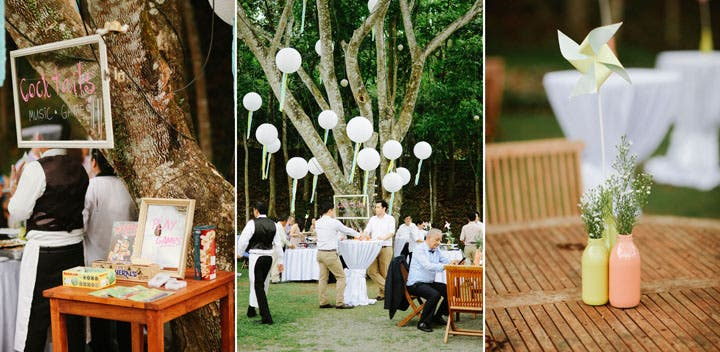 dream wedding diy wedding