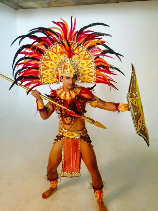 Neil Perez Mister International costume  sc 1 st  When In Manila & Mr. International-Philippines Wins Third Place At National Costume ...