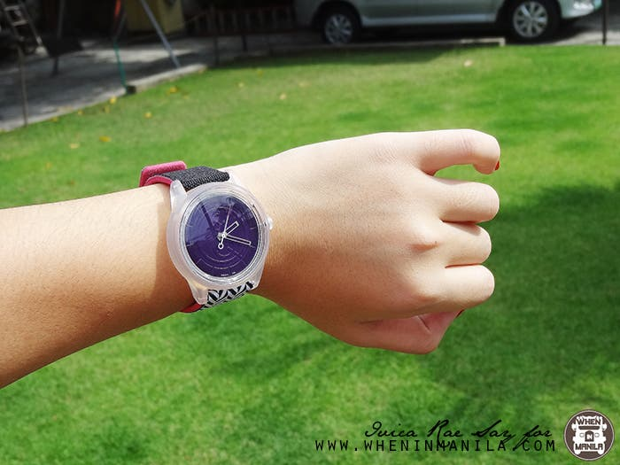 QQ Smile Solar Watch 3