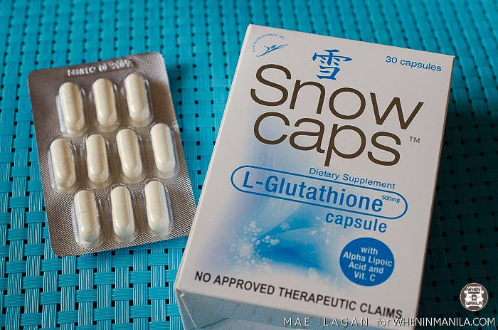 Snow Caps Gutathione When in Mnaila  Mae Ilagan-2