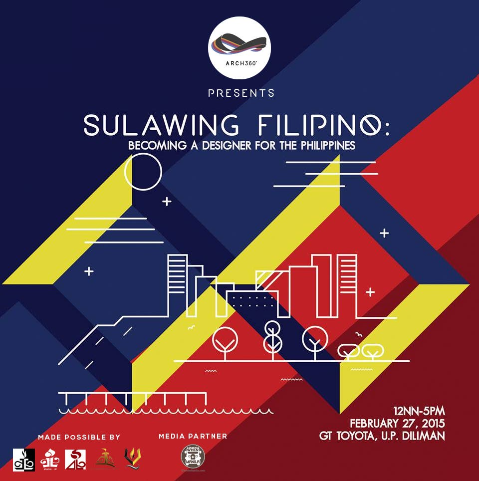 Sulawing Filipino release 1