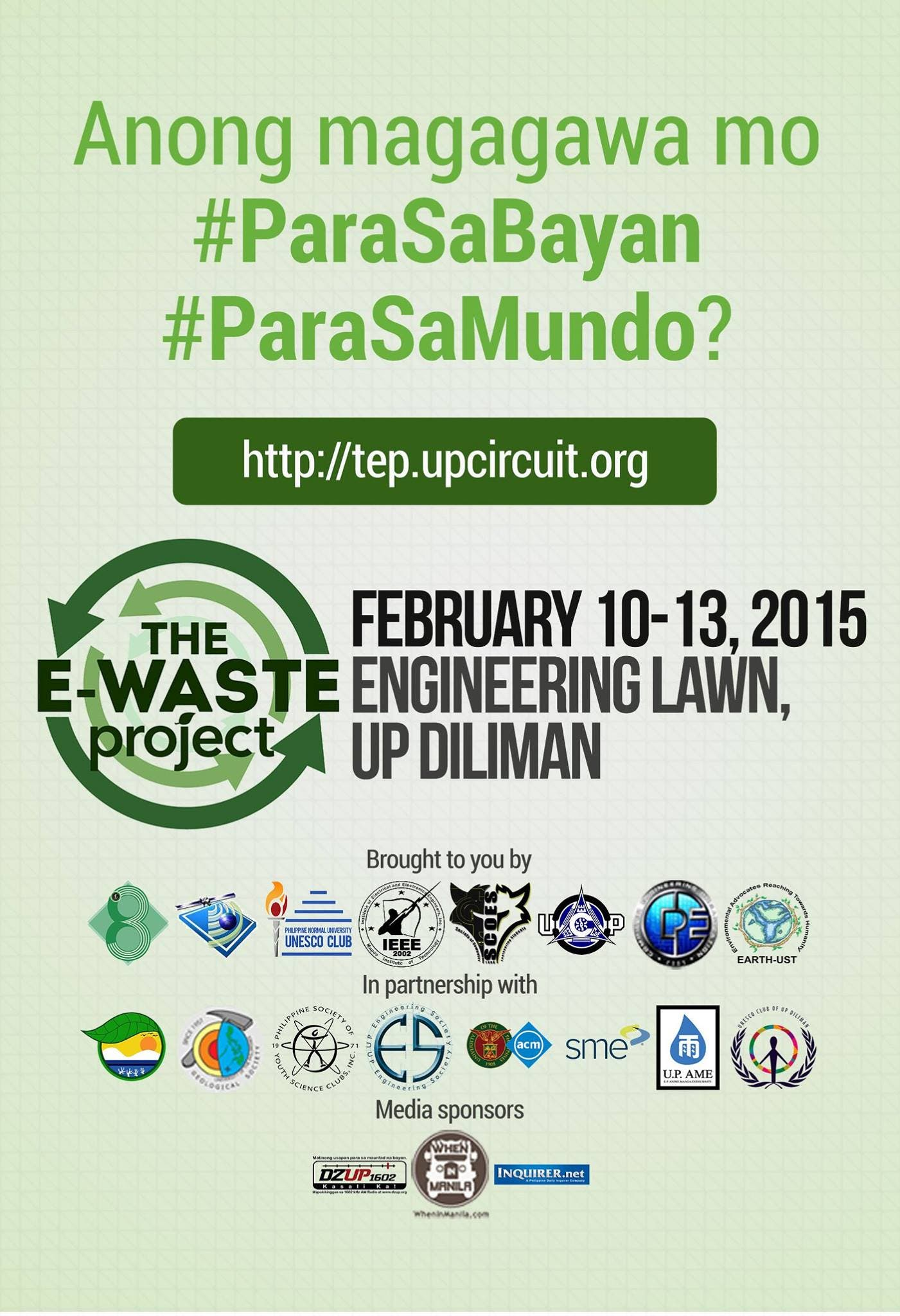 The E-Waste Project