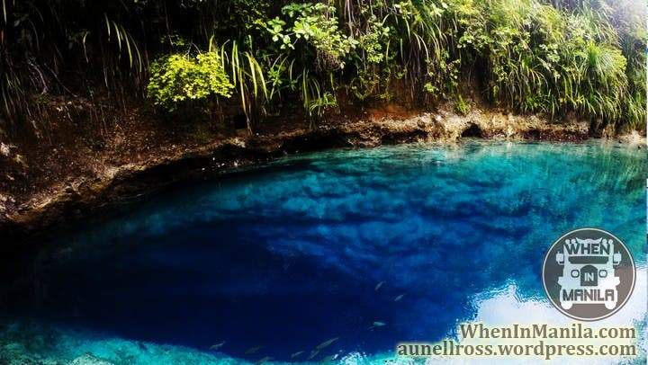 Surigao Del Sur Enchanted River
