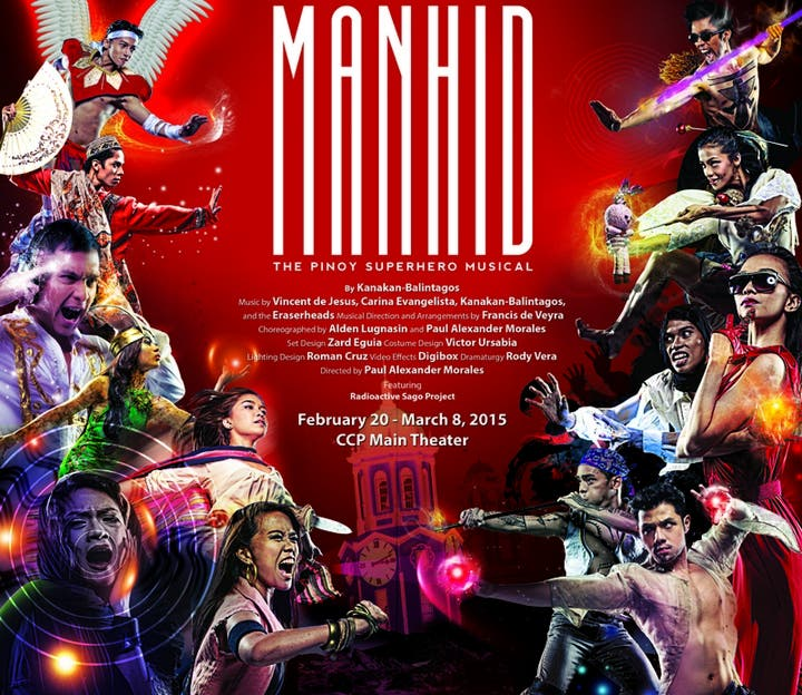 WIN Tickets for the Special Screening of Manhid in CCP 1